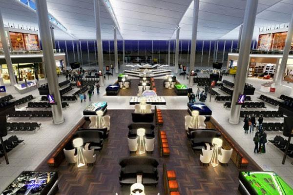 Heathrow Terminal T2A